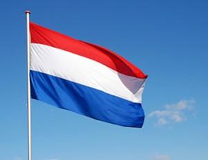 nederlandse vlag schaatsbaan Colijnsplaat